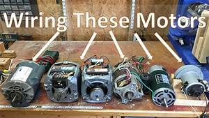 11  How To Wire Most Motors To Build Shop Tools  Blower