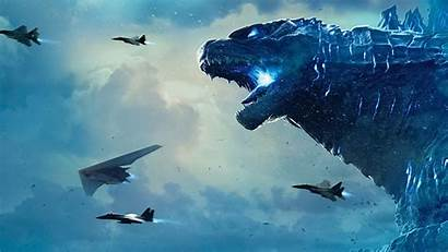Godzilla 4k Monsters King Wallpapers