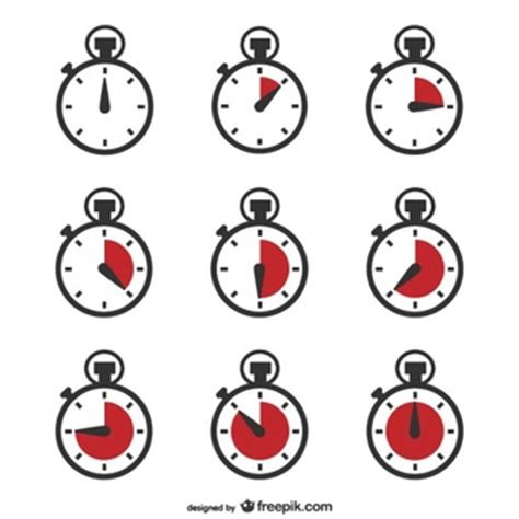 timer vectors   psd files