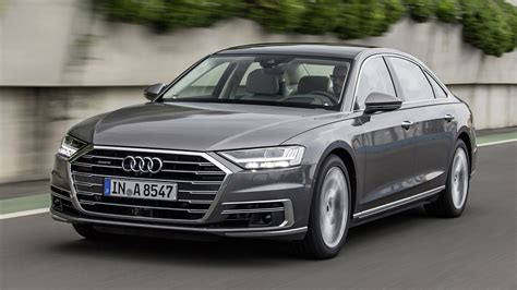 First Look 2019 Audi A8 Testdriventv