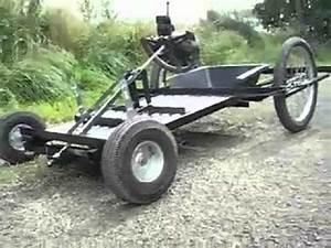 Karting A Moteur : kart fait maison moteur solex youtube ~ Melissatoandfro.com Idées de Décoration