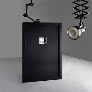 Receveur Douche 140x90 : receveur de douche rectangulaire 140x90cm en gel coat avec ~ Edinachiropracticcenter.com Idées de Décoration