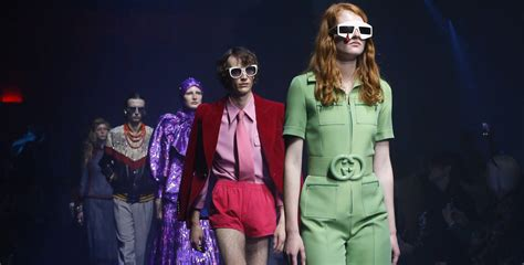 spring summer  collection  motion gucci