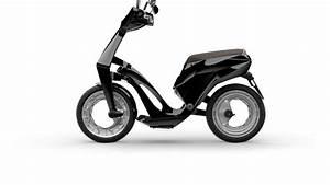 Scooter Electrique 2018 : ujet un scooter lectrique ultra connect et pliable ~ Medecine-chirurgie-esthetiques.com Avis de Voitures