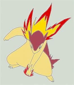Pokemon Shiny Typhlosion Images | Pokemon Images