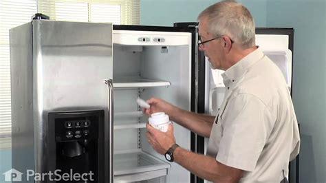 refrigerated ge refrigerator filter