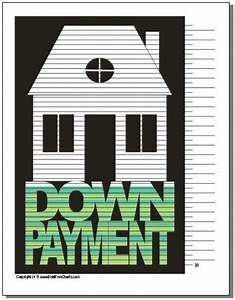 Mortgage Payoff Chart Down Payment Debt Free Savings Chart Down Payment