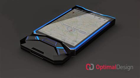 what of phone is this this could be the phone of optimus prime or an alienware
