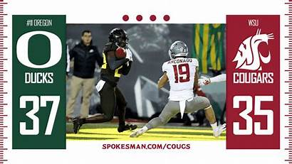 Oregon State Washington Field Spokesman Wsu Cj