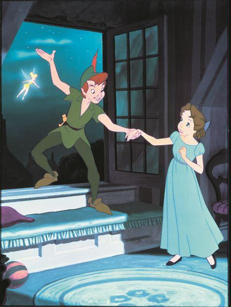 Disneys Classic Peter Pan Flies Onto Blu Ray Zannaland