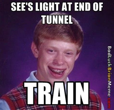 Badluck Brian Meme - bad luck brian meme 251 the junk drawer of pins pinterest the o jays end of and lol