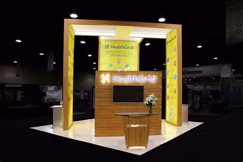 modular trade show displays exhibits booths