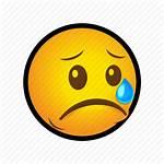 Sad Crying Icon Emoticon Icons Emoticons Messaging