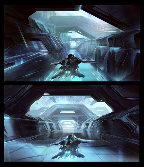 Concept Art That Goes From Halo 4 To Guild Wars 2 And Back