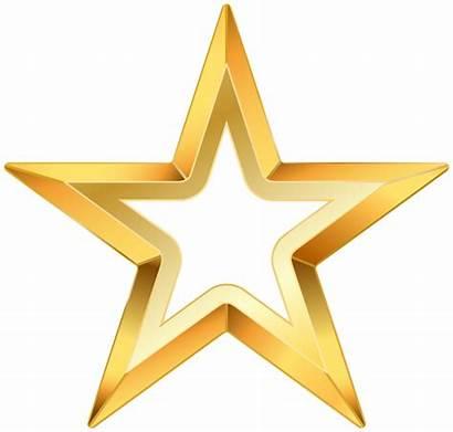 Star Gold Clip Clipart Transparent Clipartix Related