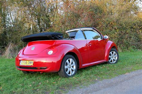 Volkswagen Beetle 2003 by Volkswagen Beetle Cabriolet 2003 2010 Photos Parkers
