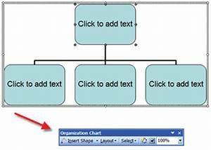 Microsoft Organizational Chart Template Prepare An Instant Organizational Chart