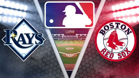 Rays at Red Sox Betting Prediction, Odds, and Preview for ...