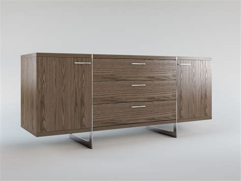 Contemporary Buffets And Sideboards by Greenwich Contemporary Modern Sideboard By Modloft