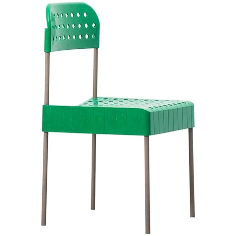 enzo mari castelli box chair italy 1971 at 1stdibs