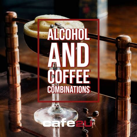 Here are ten flavored coffee cocktails you can make at home. Our Top Five Alcohol And Coffee Combinations   Recipes ...