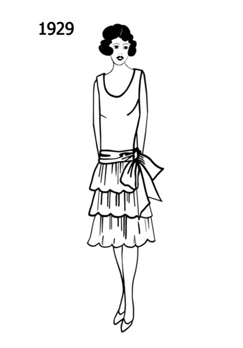 Flapper Girl Hairstyles