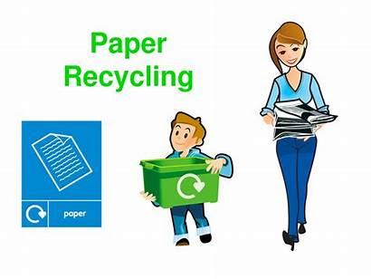 Paper Recycling Pollution Papers Process