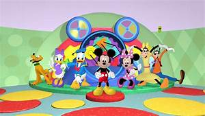 Mickey Mouse Clubhouse Images Wallpapers - WallpaperSafari