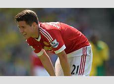 Man Utd star Ander Herrera says weather was so hot he