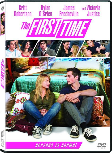 The First Time Britt Robertson Dylan Obrien Craig