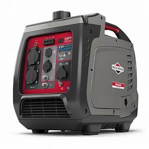 P2400 Powersmart Series U2122 Inverter Generator