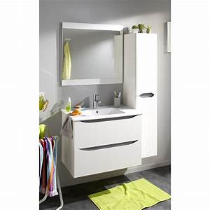 Salle De Bain Le Roy Merlin : meuble de salle de bains smile leroy merlin ~ Melissatoandfro.com Idées de Décoration