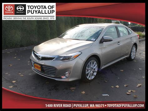 Fuel Efficient V6 Cars by Performance Meets Fuel Efficiency The 2014 Toyota Avalon