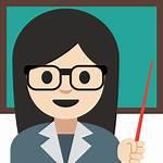 Teacher Emoji Woman Google Svg Android Female