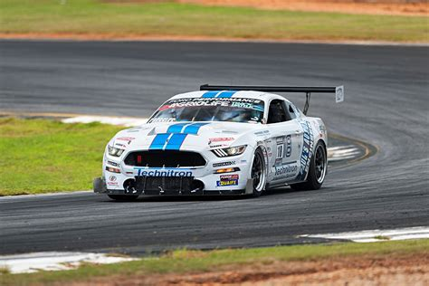 record setting mustang gt   turbocharged
