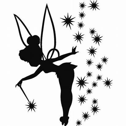 Tinkerbell Silhouette Tattoo Tattoos Impressive Disney Fairy