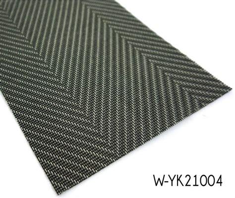 impermeable surface woven vinyl floor  stripe