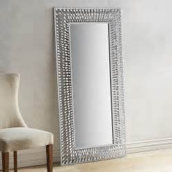 floor mirror for 17 best ideas about floor mirrors on pinterest bedroom mirrors chic master bedroom and white
