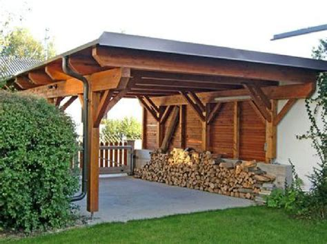 17 Best Ideas About Carport Selber Bauen On Pinterest