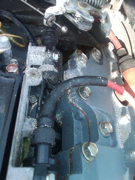 Boat Hull Leaking Water by Ox66 Leaking Water Jacket Cover Gasket The Hull