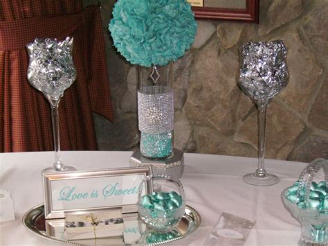 tiffany blue table decorations 1000 images about tiffany blue on pinterest baby shower