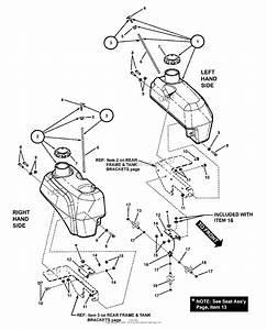 Snapper Pro 7085628   61 U0026quot  Mower Deck Series 1 Parts Diagram For Fuel