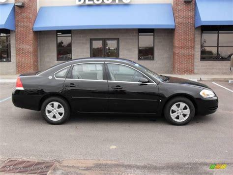 2006 Black Chevrolet Impala Ls #4012273