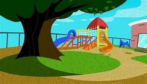 Pre-school Playground by levi2000a on DeviantArt