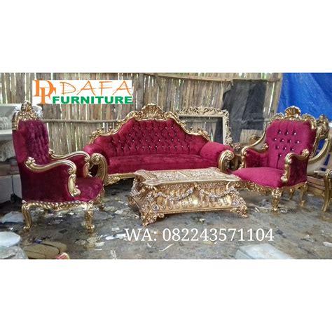 kursi sofa ruang tamu terbaru set kursi sofa ruang tamu mewah kayu jati terbaru mebel