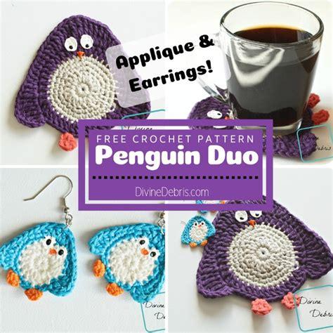 Penguin Applique by Penguin Appliques