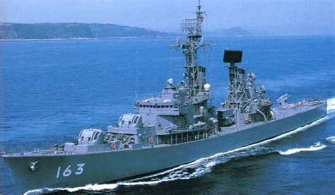 Ddg 163 Amatsukaze (guided Missile Destroyer