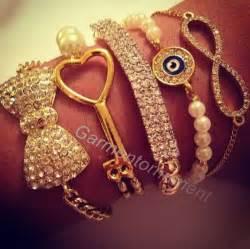 Cute Gold Bracelets
