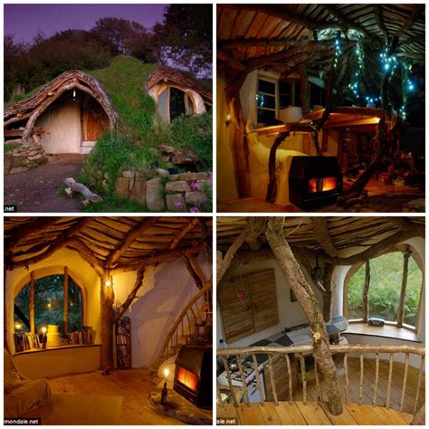 10 Unique Houses In The Hobbit Style by Hobbit Houses Inspired Home Decorating Excellence