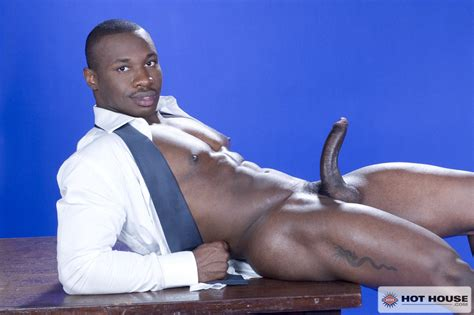 Black Muscle Man Marc Williams Naked By 3x Muscles